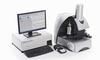 Morphologi G3-ID 粒度/粒形/化学组分自动分析仪
