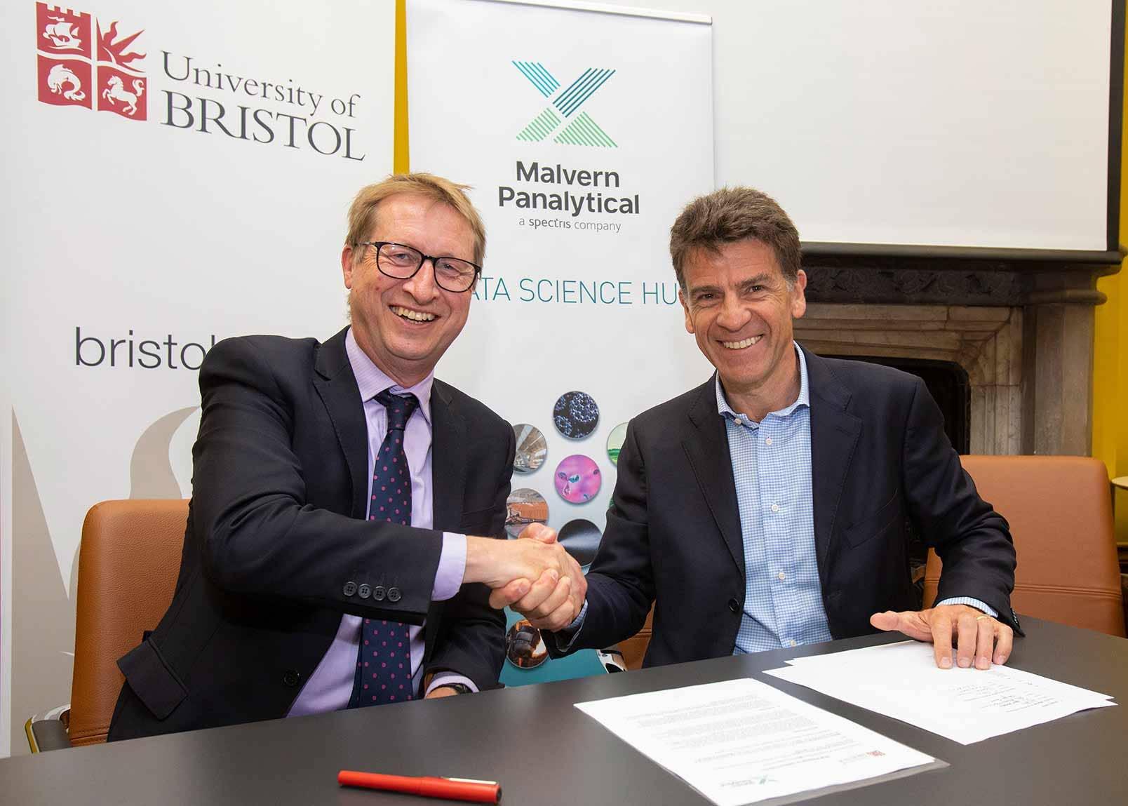 Bristol University and Malvern Panalytical - Memorandum of understanding