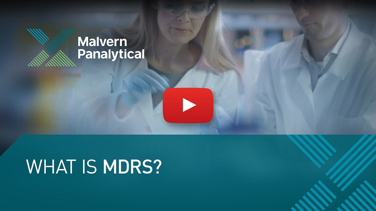 Video: what is MDRS?