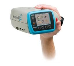 ASD HandHeld 2: Hand-held VNIR Spectroradiometer