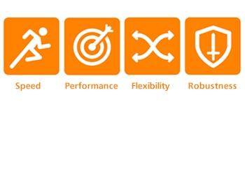Paquetes de actualización para cumplir con cada desafío