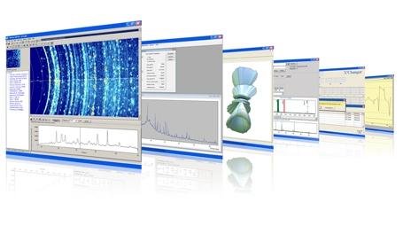 X線回折ソフトウェア