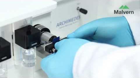 共振式質量・粒子径計測システム アルキメデス
