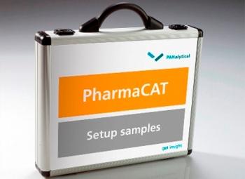 Muestras para configuración farmacéutica