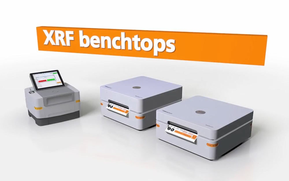 Malvern Panalytical's benchtop spectrometers